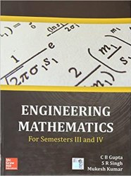 Engineering Mathematics for Semesters III and IV (McGraw Hill) Book Pdf Free Download