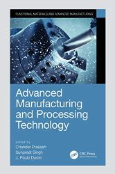 Advanced Manufacturing and Processing Technology Book Pdf Free Download