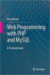 Web Programming with PHP and MySQL Book Pdf Free Download