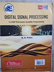 Digital Signal Processing book pdf free download