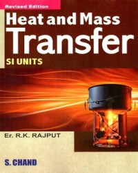 Heat and Mass Transfer (S.Chand) Book Pdf Free Download