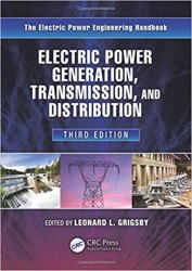 Electric Power Generation, Transmission, and Distribution Book Pdf Free Download