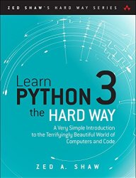 Learn Python 3 the Hard Way Book Pdf Free Download