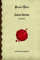 Jaina Sutras: Part I & II Book pdf free download