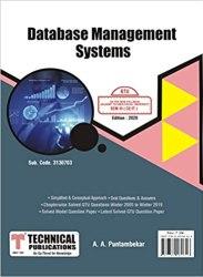 Database Management System GTU Book (3130703) Book Pdf Free Download