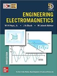 Engineering Electromagnetics (McGraw Hill) Book Pdf Free Download