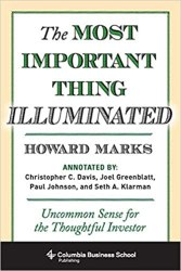 The Most Important Thing Illuminated: Uncommon Sense for the Thoughtful Investor book pdf free download