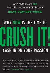Crush It! Free Download. Best Self-Help And Business Book.