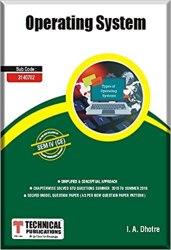 Operating System GTU Book (3140702) Book Pdf Free Download