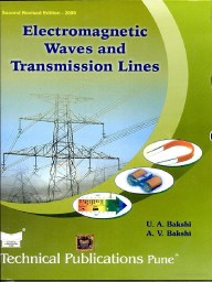 Electromagnetic Waves and Transmission Lines Book Pdf Free Download