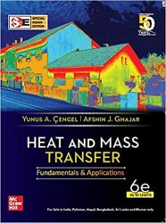 Heat and Mass Transfer: Fundamentals and Applications Book Pdf Free Download