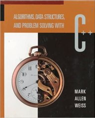 Algorithms, Data Structures, and Problem Solving with C++ Book Pdf Free Download