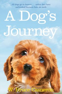 A Dogs Journey cover