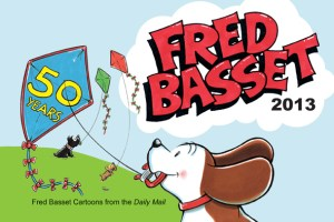 Fred Basset 2013_COVER.indd