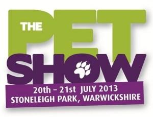 The Pet Show logo