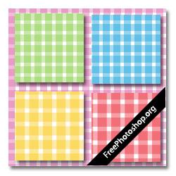 Photoshop Fabric Patterns