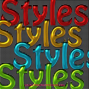 Photoshop Styles