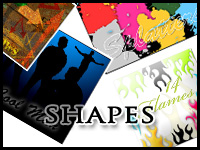 Photoshop Shapes