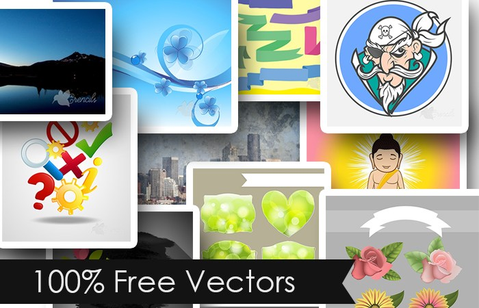 Download Thousands Of Free Vectors for Free