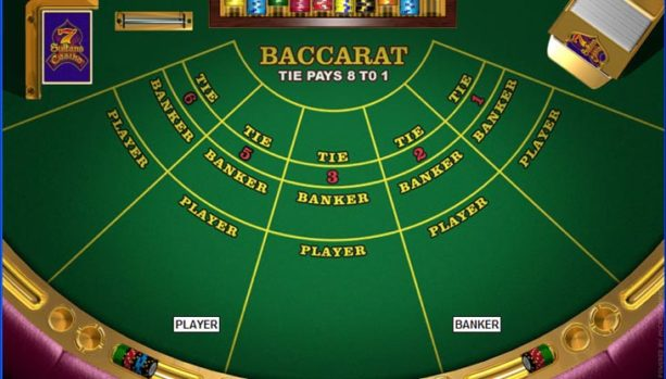 オンラインカジノのバカラ