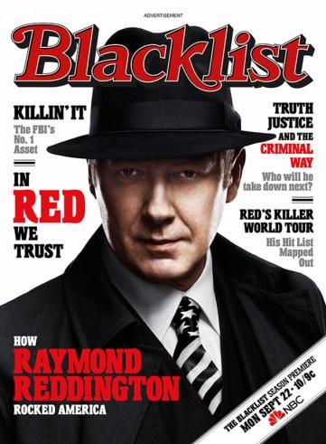 TV NBC's Blacklist Blitz