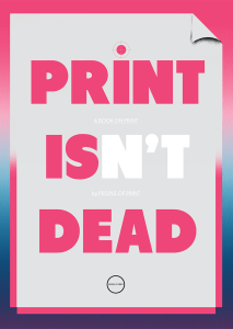 PrintIsntDead