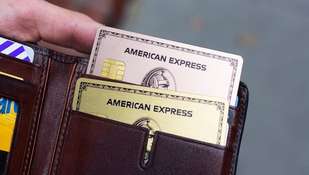 Amex Gold Card Wallet