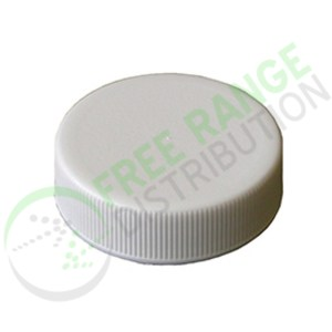 White Screw Cap