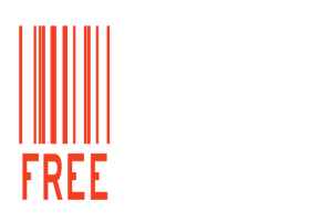 Free Recovery Barcode (Red/Wite)