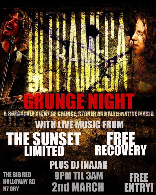 Free Recovery Ultramega grunge night