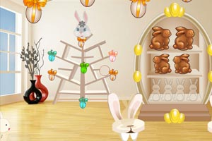 Wow Easter Bunny Room Escape