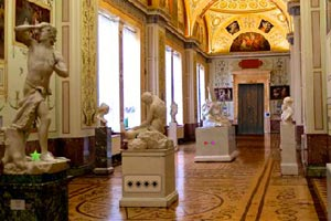 Escape From Hermitage Museum