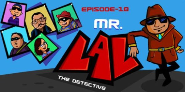 Ena Mr Lal The Detective 10