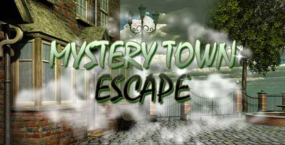 Mystery Town Escape