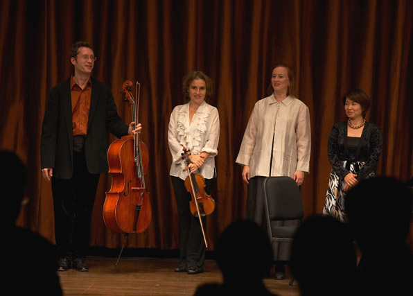 Between Tides: Chamber Music from Japan | Freer|Sackler