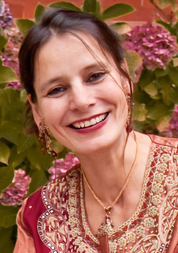 Storyteller Xanthe Gresham