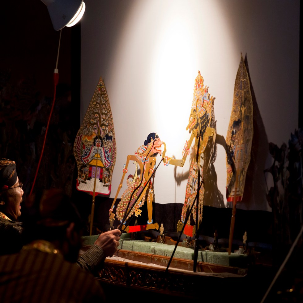 This year's Performing Indonesia festival includes a shadow puppet play on November 10.