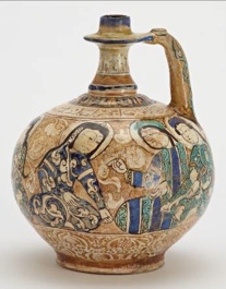 decorated vase
