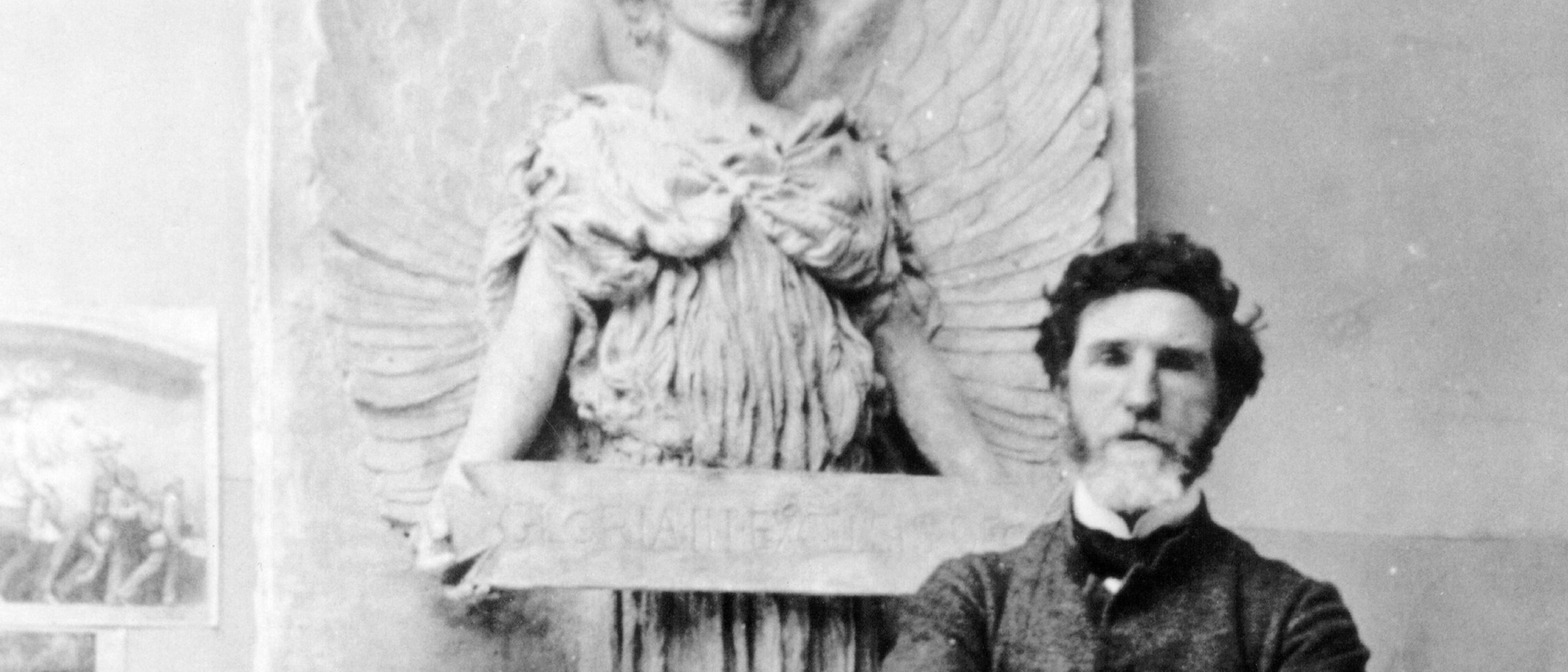 photo of Augustus Saint-Gaudens