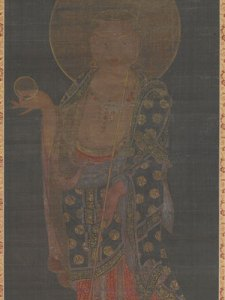 S1992.11, The Buddhist diety Ji-jang
