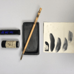 Ink painting set