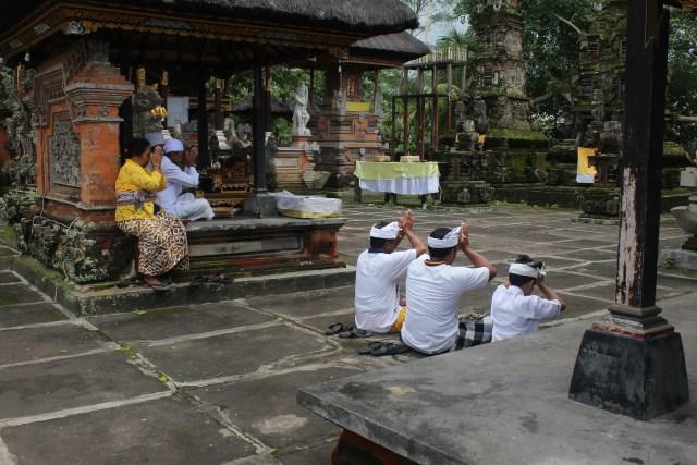 Pura Bukit Tampaksiring, Bali