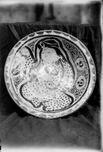 Sevruguin, Antoin,; b&w ; 17.7 cm. x 12 cm.; Myron Bement Smith Collection: Antoin Sevruguin Photographs. Freer Gallery of Art and Arthur M. Sackler Gallery Archives. Smithsonian Institution, Washington D.C. Gift of Katherine Dennis Smith, 1973-1985
