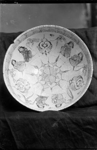 Sevruguin, Antoin,; b&w ; 17.9 cm. x 11.7 cm.; Myron Bement Smith Collection: Antoin Sevruguin Photographs. Freer Gallery of Art and Arthur M. Sackler Gallery Archives. Smithsonian Institution, Washington D.C. Gift of Katherine Dennis Smith, 1973-1985