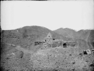 Sevruguin, Antoin,; b&w ; 24 cm. x 18 cm.; Myron Bement Smith Collection: Antoin Sevruguin Photographs. Freer Gallery of Art and Arthur M. Sackler Gallery Archives. Smithsonian Institution, Washington D.C. Gift of Katherine Dennis Smith, 1973-1985