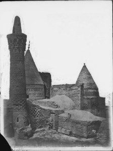 Sevruguin, Antoin,; b&w ; 17.8 cm. x 23.8 cm.; Myron Bement Smith Collection: Antoin Sevruguin Photographs. Freer Gallery of Art and Arthur M. Sackler Gallery Archives. Smithsonian Institution, Washington D.C. Gift of Katherine Dennis Smith, 1973-1985