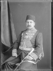 Sevruguin, Antoin,; b&w ; 12.8 cm. x 17.9 cm.; Myron Bement Smith Collection: Antoin Sevruguin Photographs. Freer Gallery of Art and Arthur M. Sackler Gallery Archives. Smithsonian Institution, Washington D.C. Gift of Katherine Dennis Smith, 1973-1985