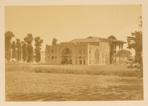 Sevruguin, Antoin,; b&w ; 22.4 cm. x 15.6 cm.; Stephen Arpee Collection of Sevruguin Photographs. Freer Gallery of Art and Arthur M. Sackler Gallery Archives. Smithsonian Institution, Washington D.C., 2011.