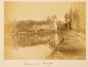 Sevruguin, Antoin,; b&w ; 23.2 cm. x 16.8 cm.; Stephen Arpee Collection of Sevruguin Photographs. Freer Gallery of Art and Arthur M. Sackler Gallery Archives. Smithsonian Institution, Washington D.C., 2011.