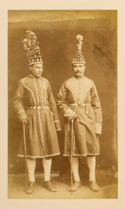 Sevruguin, Antoin,; b&w ; 20.9 cm. x 12.1 cm.; Stephen Arpee Collection of Sevruguin Photographs. Freer Gallery of Art and Arthur M. Sackler Gallery Archives. Smithsonian Institution, Washington D.C., 2011.